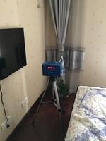 中海国际社区8号公馆夏先生家中室内环境检测